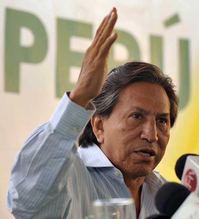 Fiscalía Perú solicitará arresto de expresidente Alejandro Toledo