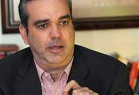 Abinader propone funcionarios y políticos sometan patrimonios al escrutinio público
