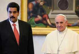 Maduro asegura que se gestiona reunión con el Papa