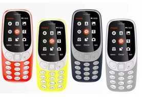 El Nokia 3310 está de vuelta