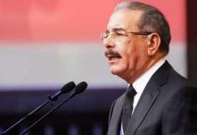 Danilo Medina renueva compromiso con Estado Derecho democrático