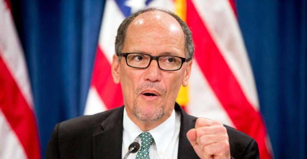 El dominico-estadounidense Thomas Perez nuevo líder partido Demócrata