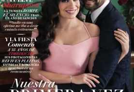 Ana Brenda Contreras e Iván Sánchez hablan por primera vez de su relación en Vanity Fair México