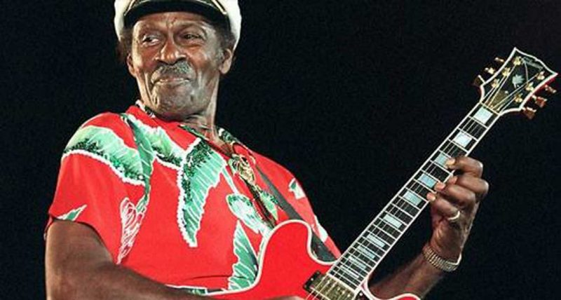 Muere la leyenda del 'rock and roll' Chuck Berry