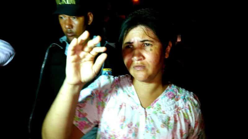 Prisión preventiva para mujer robó recién nacido maternidad Santiago