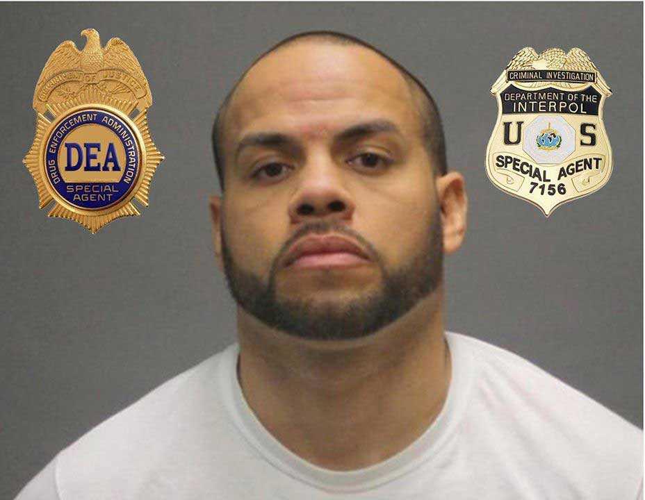 Dominicano en Rhode Island se hacia pasar por agente de Interpol y DEA