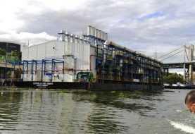 Medio Ambiente suspende renovación permiso barcaza eléctrica en el Ozama
