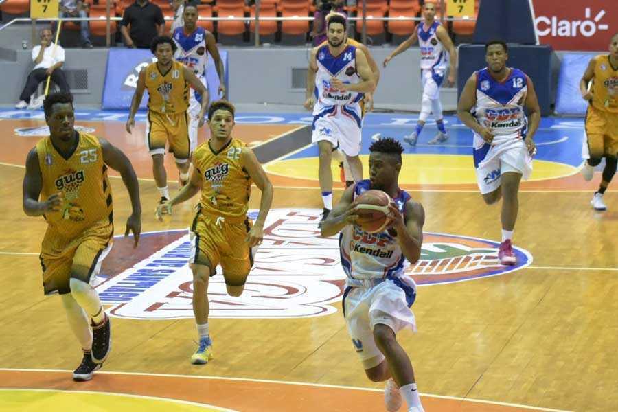 De León mantiene invicto al CDP en el Basket Superior de Santiag
