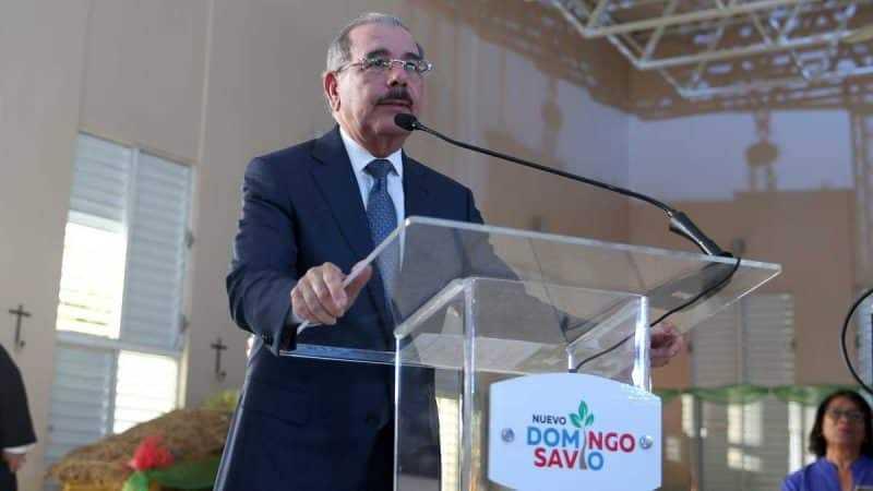 Danilo presenta proyecto transformación urbana integral Nuevo Domingo Savio