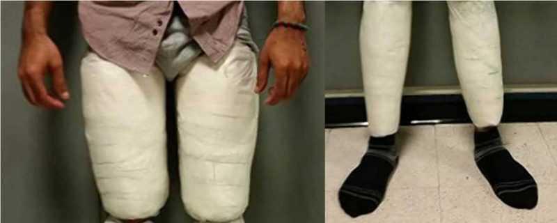 Atrapan dominicano en el aeropuerto JFK con 10 libras de cocaína