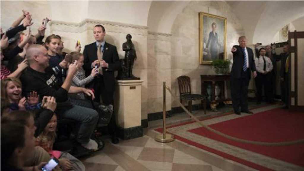 Se reinician visitas a la Casa Blanca