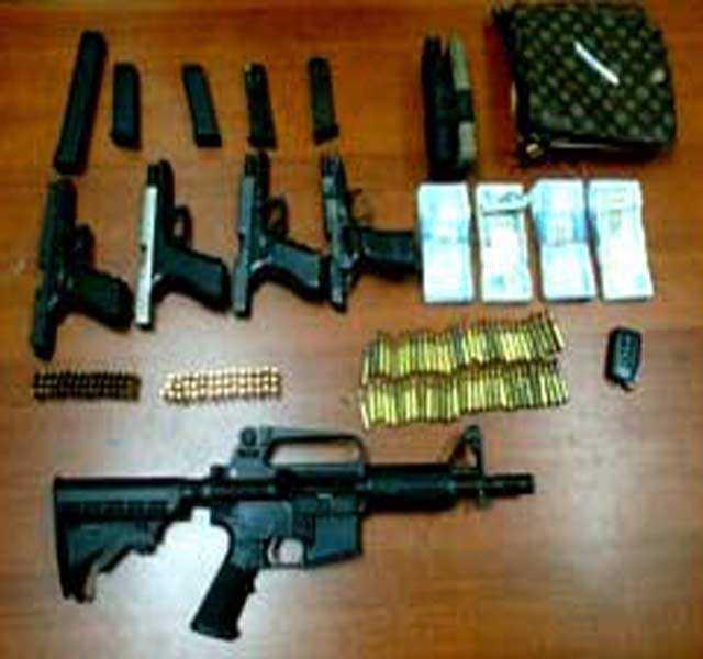 Santiago: Juez deja en libertad hombre ocuparon fusil y pistolas