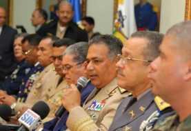 Gobierno dominicano dispone asignación unidades élites para reforzar seguridad ciudadana