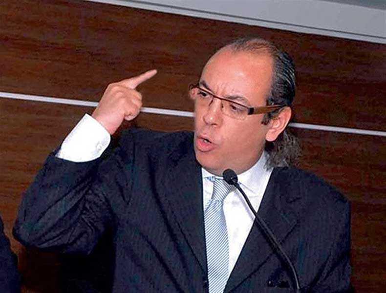 "Jorge Prats rechaza sea  ""bulto"" investigación caso Odebrecht"