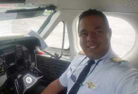 Ya no era miembro de la Fuerza Aérea piloto murió en accidente