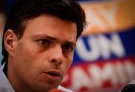 Descartan asilo político a Leopoldo López