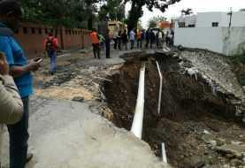 Puerto Plata: Intervienen sectores afectados por las lluvias
