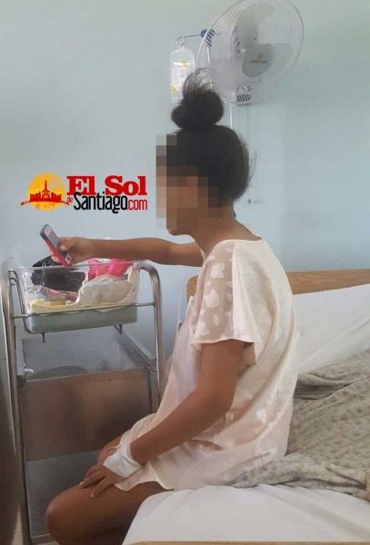 Sustraen recién nacido maternidad IDSS de Santiago