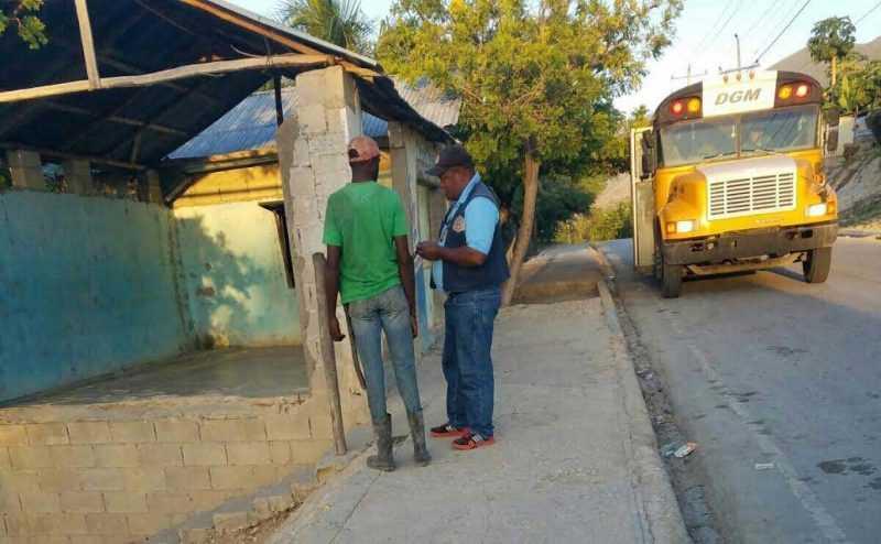 República Dominicana deporta extranjeros de 12 países
