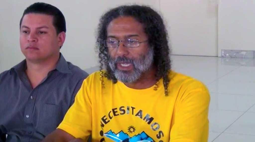Padre Nino Ramos dijo dejará reclamos carretera cuando se reúna con Danilo