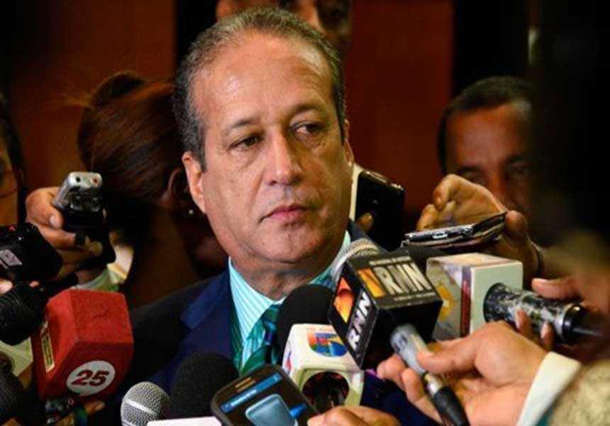 """Pérez Pared: """"Yo no sé en qué reunión del Comité Político se trató eso que dice Felucho"""""""