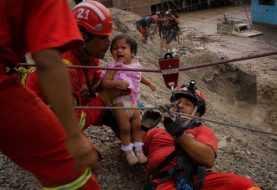 Perú: 72 muertos a causa de aludes e inundaciones