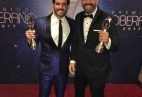 La noche de los hermanos Cruz en Premios Soberano