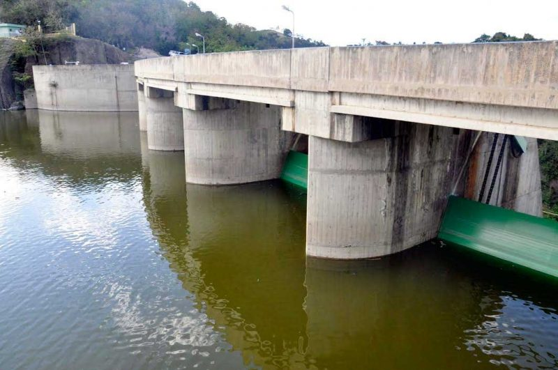 Copre autoriza cierre compuertas presa Tavera por disminución lluvias