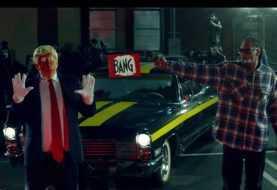 Snoop Dogg dispara a Trump en un polémico videoclip