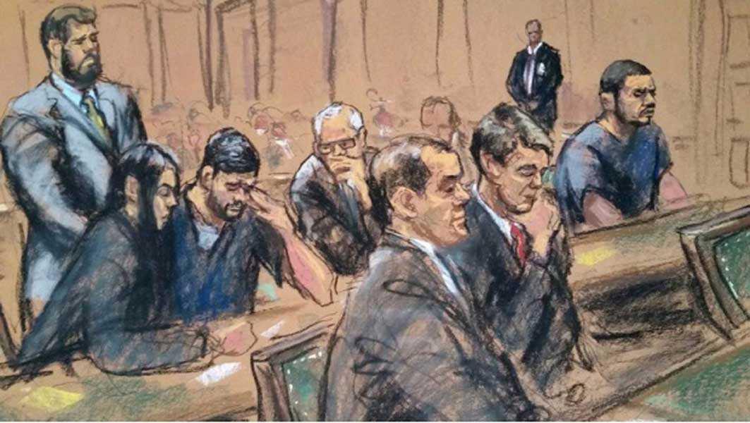 Familiares de Maduro serán condenados el 26 de junio en Nueva York