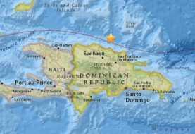 Temblor de tierra de 4.4 grados afecta Sosúa