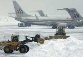Alertan tormenta de nieve azotará NY traería unas 20 pulgadas