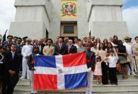 Gobierno rinden tributo a Francisco Sánchez del Rosario