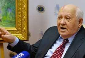 """Gorbachov: """"El mundo se está preparando para la guerra"""""""