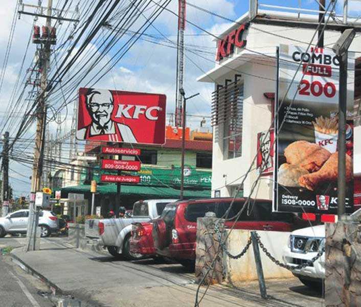 KFC : Identifican autores asalto sucursal Rómulo Betancourt