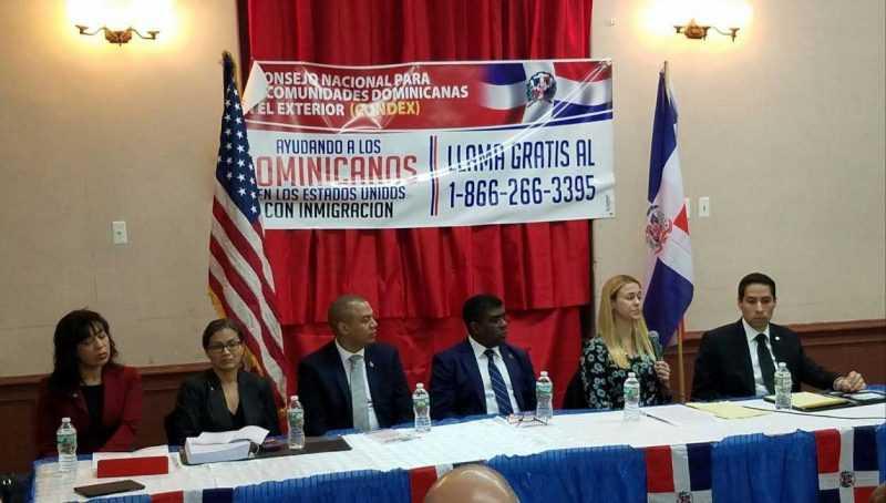 Gobierno dominicano instala línea de asistencia legal diáspora New York