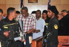 Últimas noticias | Separan a Blas Peralta y otros implicados en la cárcel