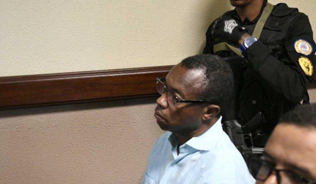 Blas Peralta y compartes enviados  a juicio de fondo por caso Febrillet
