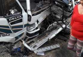 Montecristi: Dos muertos y varios heridos accidente de tránsito