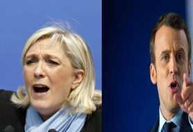 Francia   Le Pen y Macron se disputarán presidencia en segunda vuelta