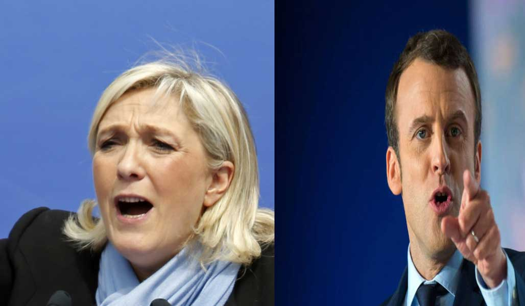 Francia | Le Pen y Macron se disputarán presidencia en segunda vuelta