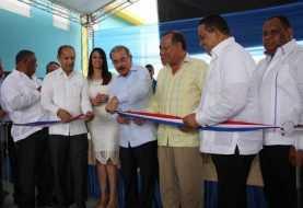 La Vega | Danilo Medina entrega Centro Atención Primaria en El Ranchito