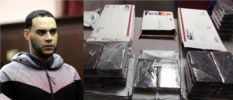 Detienen dominicano con cocaína valorada en US$2 millones