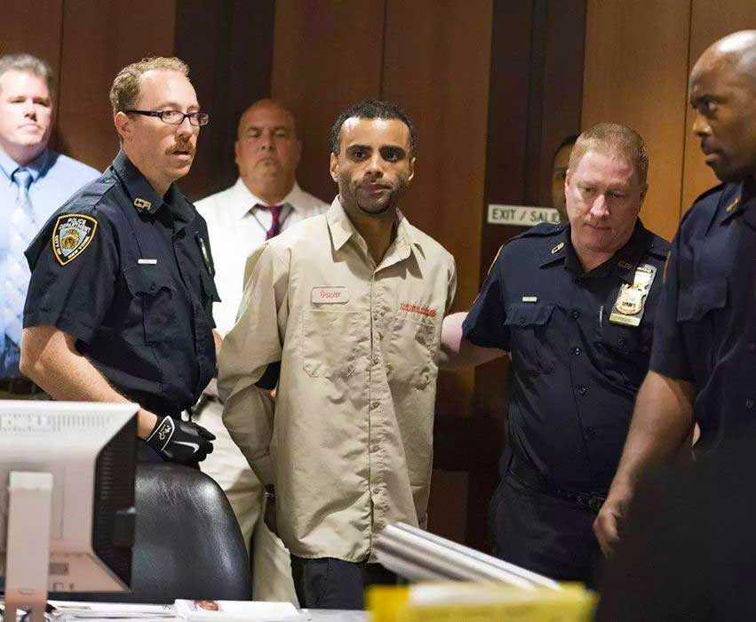 Cadena perpetua a dominicano mató musulmanes en Queens