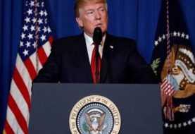 Donald Trump confirma ataque militar EEUU base aérea Siria