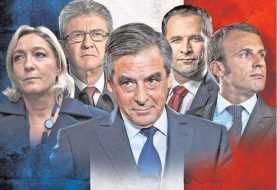 Francia   Franceses eligen a su nuevo presidente entre fuerte seguridad