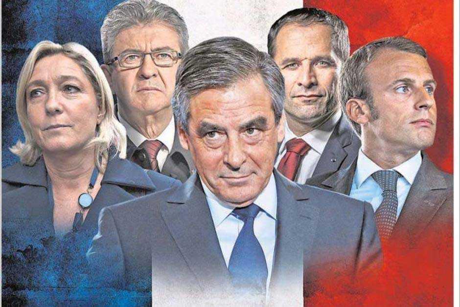 Francia | Franceses eligen a su nuevo presidente entre fuerte seguridad
