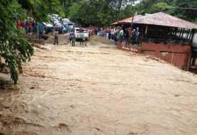 Lluvias   Declaran a Jarabacoa en estado de emergencia