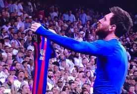 Fútbol   Lionel Messi pone líder al Barcelona