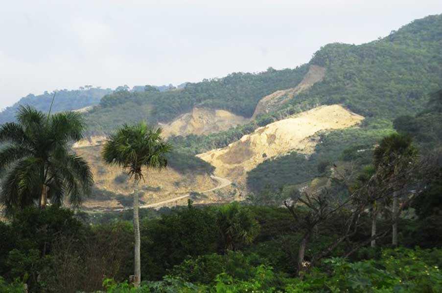 Medio Ambiente lamenta extracción materiales loma Jacagua